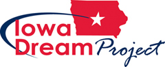 Iowa Dream Project logo.