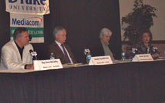 Legislators at Iowa Politics Forum