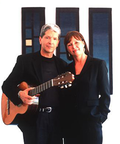 Robert and Rebecca Bluestone