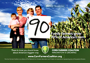 Corn Farmers Ad