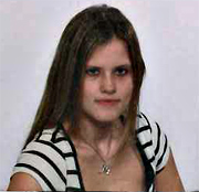Missing Cedar Rapids convenience store clerk Amanda Daniel. Call CR Police at 319-286-5400 with any info.