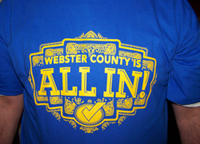 Webster County shirt