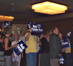 Bob Vander Plaats supporters.