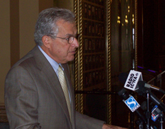 Secretary of State Michael Mauro