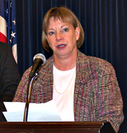 State Medical Director Patricia Quinlisk (filed photo)