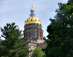 State Capitol building.