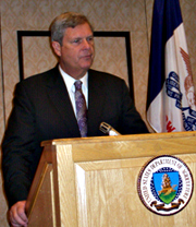 Ag Secretary Tom Vilsack. (file photo)