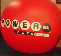 Powerball-ball