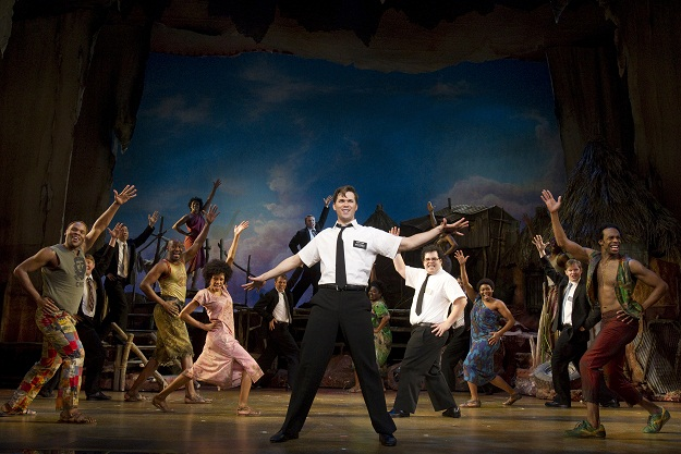 The Book of Mormon<br /><br /> Eugene O'Neill Theatre