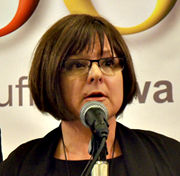 Debbie Durham (file photo)