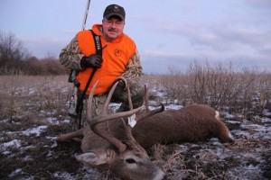 Deer hunters are expected to take around the same amount of deer this year as they shot last year. (file photo)