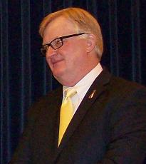 Iowa Finance Authority director Dave Jamison