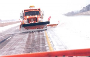 Snow plow (file photo)