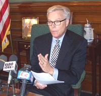 State Auditor Dave Vaudt