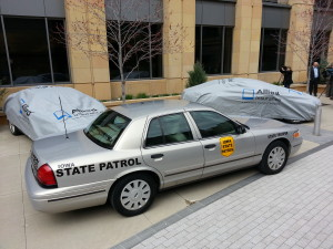isp car and bait vehicles