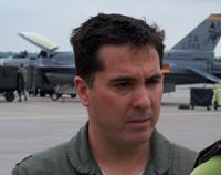 Lt. Colonel Travis Acheson