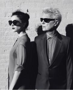 David Byrne, St. Vincent