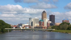 Photo courtesy of the Greater Des Moines Convention & Visitors Bureau