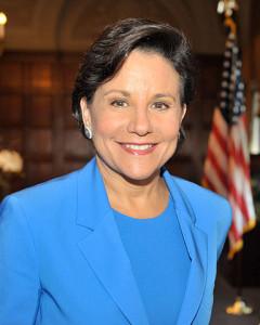 U.S. Sec of Commerce Penny Pritzker