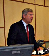 U.S. Ag Secretary Tom Vilsack.