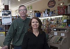 Tom and Marlene McDonald.