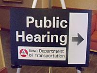 DOT-hearing