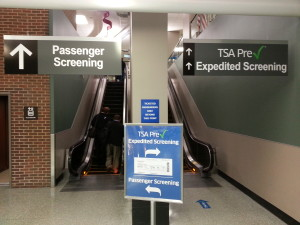 TSA Expedited Screening 2