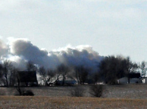 Cass County fire.