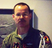 Colonel Kevin Heer.