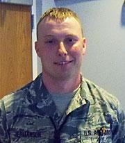 Master Sergeant  Jake Hermanson.
