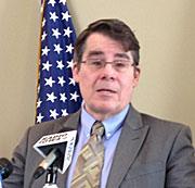 Senator Mike Gronstal.