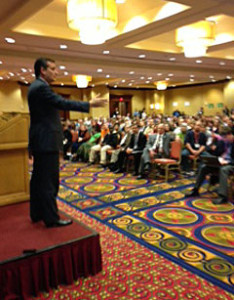 Ted Cruz speaks to home schoolers.