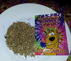 scooby-snack-syn