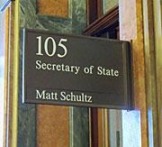Schultz-sign