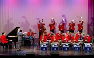 The Glen Miller Orchestra.