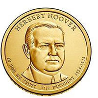 Hoover-coin