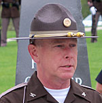 Colonel Dave Garrison.