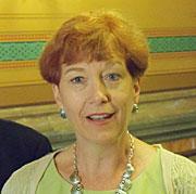 Interim State Librarian Barb Corson.