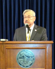 Governor Terry Branstad.(file photo)