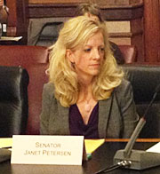 Janet Petersen (file photo)