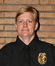 Sioux City officer Jill Ohm.