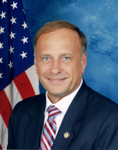Representative Steve King. (file photo)