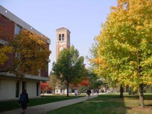 UNI campus.