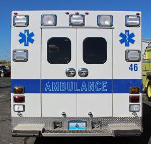 Ambulance-Back-Door