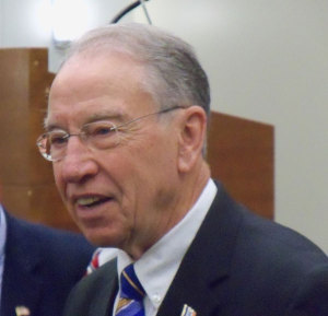 Senator Chuck Grassley. (file photo)
