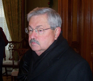 Governor Terry Branstad