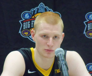 Aaron White (file photo)