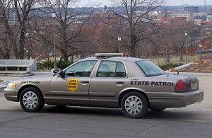 Patrol-car