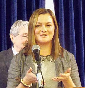 Valerie Jansonius.