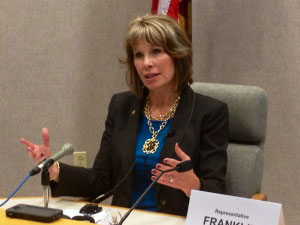 Missouri Representative Diane Franklin.